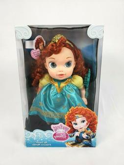 "My First Disney Princess My Sweet Princess Merida 12"" Baby D"