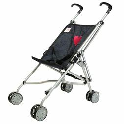 my first umbrella doll stroller in denim