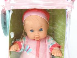 """Toysmith """"My Sweet Baby"""" Deluxe Ensemble Comes w/Clothes, Fe"""