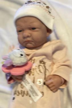 "Reborn Girl PREEMIE 14"" Berenguer Baby Doll Lifelike Reali"