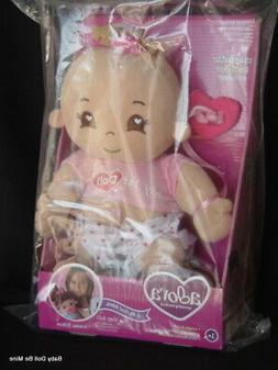 New ~ Adora ~ Baby Tee ~ 15 Inch Cloth Baby Doll