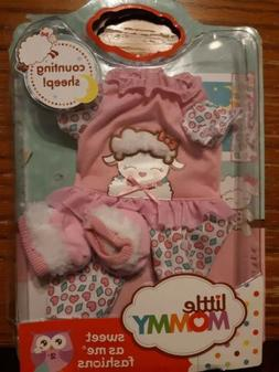 New Fashion Clothing  sets Sweet As Me Little Mommy Doll out