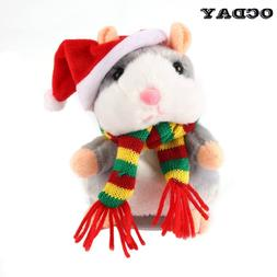 New <font><b>Talking</b></font> Hamster Mouse Pet Plush Toy