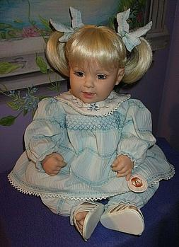 NEW ADORA NAME YOUR OWN BABY GIRL DOLL WITH BOX