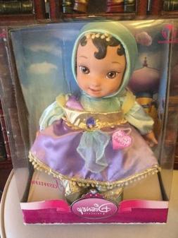 NEW RARE Disney Princess Baby JASMINE Doll Aladdin She Giggl