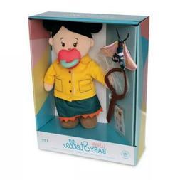 NEW Manhattan Toy: Wee Baby Stella Doll - Butterfly Catcher