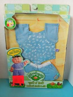 Cabbage Patch Kids Newborn Baby Doll Clothes Mix & Match Fas