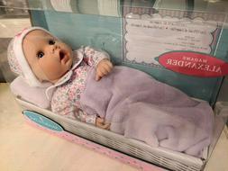 Madame Alexander Newborn Nursery Doll Lee Middleton Newborn