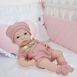 "The New York Doll Collection B150 16"" Newborn Life Like Baby"