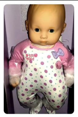 NIB American Girl Bitty Baby Doll Fair Skin Tone Blonde Hair