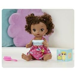 NIB Baby Alive Ready For School Baby Doll , Fast Free Ship