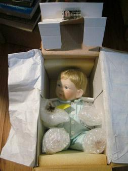 NIB The Ashton-Drake Galleries :   Baby Andrew Doll #92481 W