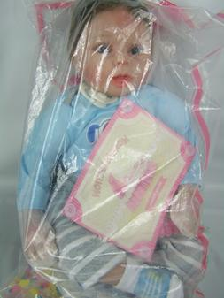 NPK Collection Handmade Pinky Reborn Baby Boy Doll Lifelike
