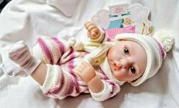 NPK Mama Doll Baby Girl Reborn Dolls Realistic Cute Newborn