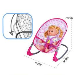 Nursery Room Furniture Decor - ABS Baby Doll Bouncer Kids Pr