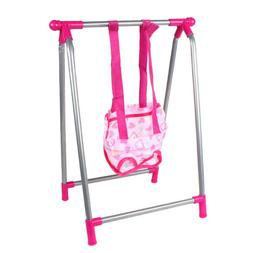 Nursery Room Furniture Decor - ABS Baby Doll Swing Kids Pret