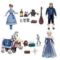 Disney Olaf's Frozen Adventure Singing Doll Gift Set