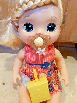 PACIFIER AND JUICE BOX FOR 🌺🌻BABY ALIVE SWEET TEARS DO