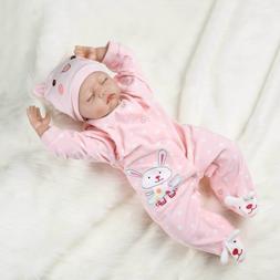 "PENSON & CO. 22"" Reborn Newborn Baby Doll Realistic Lifelike"