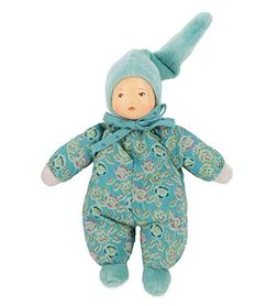 Petit Bebe Baby Doll - Blue