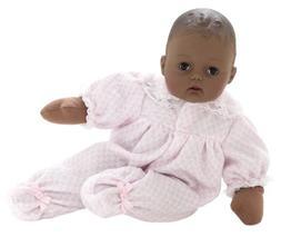 """Madame Alexander 12"""" Pink Check A/A Huggable Huggums Baby Gi"""