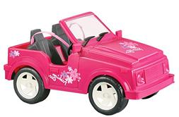 Liberty Imports Pink Convertible Car Cruiser Sport Utility V
