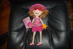 Pinkalicious 12'' Cloth Doll By Madame Alexander