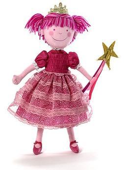 "Madame Alexander 14"" Pinkatitis Cloth Doll"