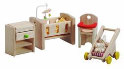 Plan Toy Doll House Nursery