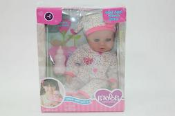 Adora PlayTime Baby Dot Vinyl 13 Girl Weighted Washable Play