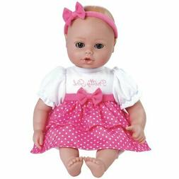"Adora Playtime Baby Pretty Girl Vinyl 13"" Girl Weighted Wash"