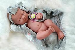 Preemie Berenguer La Newborn Doll + Extras Accessories Life