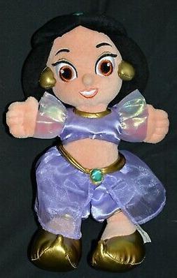 Disney Princess LITTLE JASMINE Plush Fairy Tales Doll Baby T