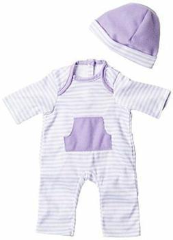 JC Toys Purple Romper