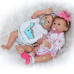 PURSUEBABY Pursue Baby Full Body Real Life Reborn Baby Dolls