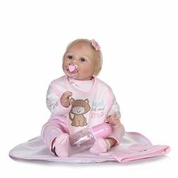 Lilith Rare Alive Handmade Reborn Baby Doll Girl Blonde Hair