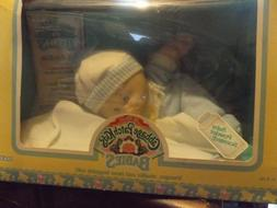 RARE VINTAGE 1986 Cabbage Patch Kids Babies BABY DOLL YVES B