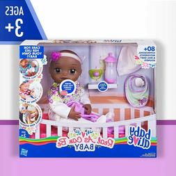 Baby Alive Real As Can Be Baby: Realistic African American D