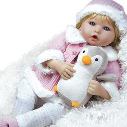 Realistic Handmade Baby Doll Girl Newborn Lifelike Vinyl Wei