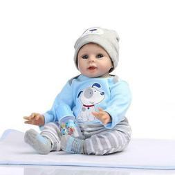 Realistic Handmade Baby Dolls Girl Newborn Lifelike Vinyl Al
