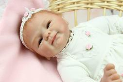 """18"""" Reborn Baby Dolls Lifelike Baby Doll Toddler Toy Gifts"""