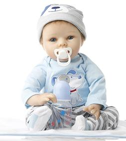 NPK Collection Reborn Baby Doll realistic baby dolls 22 inch