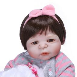 Reborn Baby Dolls 23'' Real Looking Weighted Reborn Doll Plu