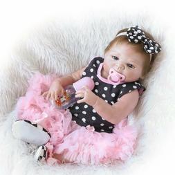Reborn Baby Dolls Realistic Lifelike Bebe Handmade Real+ 18