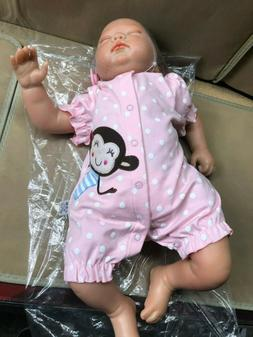 adora reborn baby gentle real look doll 20 inch girl