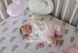 Reborn Baby Girl Mia Kaplanskaya Reborned By Memma's Munch