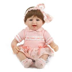 Kaydora Reborn Baby Doll Lifelike Adorable Baby Girl Doll, 1