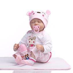 Reborn Baby Dolls 22 inch, Quality Realistic Handmade Babies