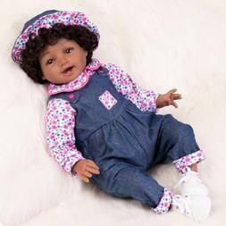"22"" Real Life Reborn Baby Dolls Sleeping Newborn Toddler Vin"