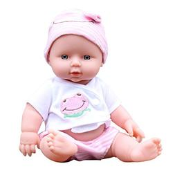 12 inch Reborn Newborn Baby Dolls That Look Real Soft Vinyl